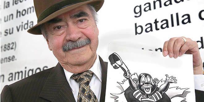 Photo of Fallece Sixto Valencia, dibujante de Memín Pinguín