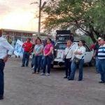 """Un gobierno de """"Compromisos no promesas"""": Moy Cortéz en Puerta de la Caña"""