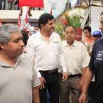 """""""Un plan de gobierno con sensibilidad social"""": Gerardo Zavala Procell en Mercado Hidalgo"""