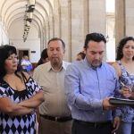 Colonos de los Arcos llegan a un acuerdo en Presidencia Municipal