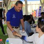 Escucha las necesidades de jóvenes emprendedores; Ricardo Ortiz
