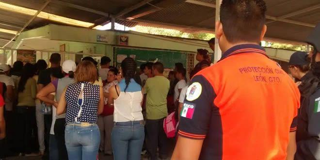 Photo of 40 alumnos intoxicados por fuga de amoniaco