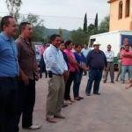 Candidatos del PAN se comprometen con habitantes de La Maraña