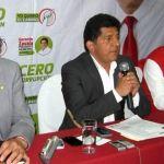 """Arremete Gerardo Zavala contra Ricardo Ortiz: """"Se la pasa queje, queje y queje"""""""