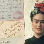 Subastarán cartas de amor de Frida Kahlo