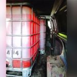 Un detenido y 2 mil litros de combustible ilegal en Abasolo
