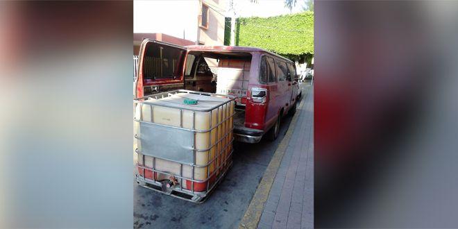 """Photo of """"A mi venden la gasolina en 9 pesos los huachicoleros en Irapuato"""""""