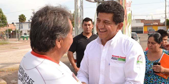 """Photo of """"Reduciremos el rezago social"""": Gerardo Zavala"""