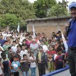 """""""Venimos con el compromiso de trabajar por las comunidades"""": Ricardo Ortiz"""