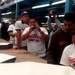 Obreros plantean inquietudes de seguridad a Ricardo Ortiz