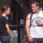 ¿Cómo reaccionarías si una mujer en la calle te propone tener sexo? (video)