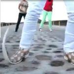 Panista guanajuatense baila y canta trival para obtener votos