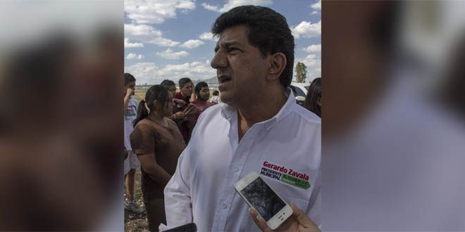 """Photo of """"Responsable el estado de la proliferación de los asentamientos irregulares""""; Gerardo Zavala Procell"""