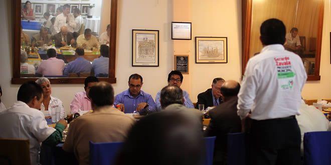 """Photo of """"Promover la inversión privada""""; Gerardo Zavala Procell"""