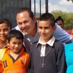 Visita Erandi Bermúdez las comunidades rurales del Distrito XI