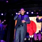 Los Ángeles Azules encienden la Feria de Pénjamo a ritmo de cumbia