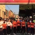 """Corren por """"la Vida y la Salud"""""""