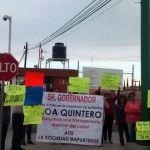 """Ya basta Gobernador y Zamarripa"": Caso Roa Quintero"