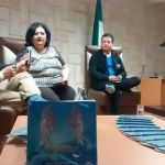 """Martha Eugenia Herrera Siller presenta """"Thaddeus, el regalo de Dios"""""""