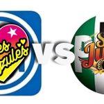 Ángeles Azules contra Poderosa Banda San Juan; cierres de campaña