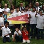 Beneficia redondeo de tiendas OXXO Albergue Infantil de Irapuato