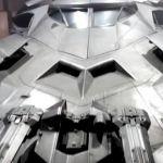 Aparece el nuevo Batimóvil en el set, videos