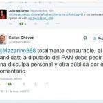 """PAN reprocha actitud de su candidato a diputado por """"comentario homofóbico"""""""