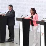 Desaíran candidatas a la diputación local del PRI y PAN debate del IEEG