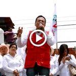 Genaro Paz candidato del PRI quiere transformar a Pénjamo