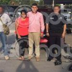 BOM detiene a militar estadounidense y mujer con 4 kilos de heroína en León