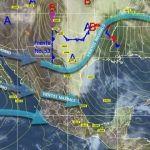 Seguirán lluvias en mayor parte del estado
