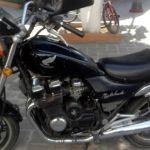 Recuperan motocicleta con reporte de robo en la comunidad de Maritas