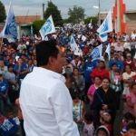 Se compromete Moy con comunidades de Cuerámaro