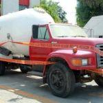 Libre, chofer de pipa que explotó en Cuajimalpa
