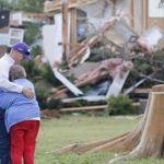 Tornados e inundaciones azotan Oklahoma