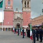 Fuerzas Armadas abanderan veinte escoltas del municipio