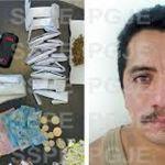 Detenidos con más de dos mil dosis de droga