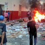 """""""Perredistas"""" toman Pueblo Nuevo por virtual triunfo del PRI"""
