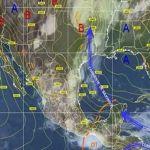 Continúan lluvias de intensidad moderada acompañadas de tormentas eléctricas