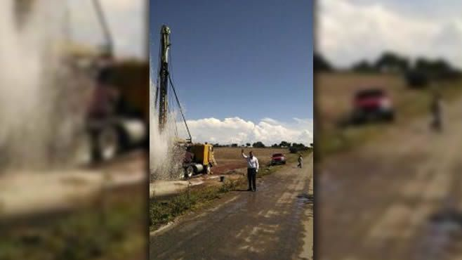 Photo of Podrían perforar pozo en Los Alferes en Pénjamo