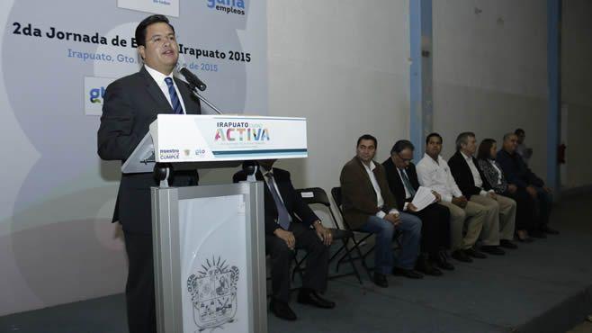 Photo of Arranca Segunda Jornada del Empleo 2015