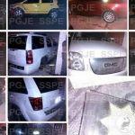 Aseguran vehículos de lujo y robados; no hay detenidos