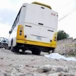 Otra muerta; Ahora urbano arrolla a anciana