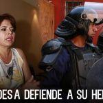 Perredistas no dejarán tomar protesta a Larisa Solórzano; su hermana la defendió