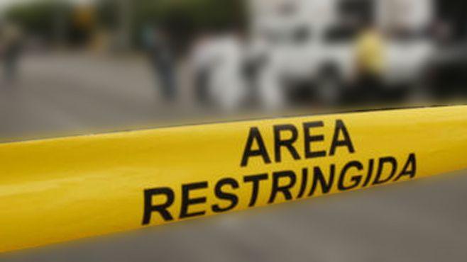 area restringida