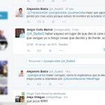 """Panistas buscan """"pleito"""": El """"Payaso"""" Sergio Carlo Vs el """"Corrupto"""" Alex Badia"""