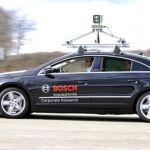 Bosch prepara auto que se manejará solo