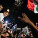 Cinco de nueve estados cambian de partido en las elecciones para gobernador