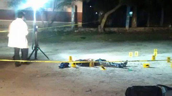 Estudiante asesinado en Pénjamo
