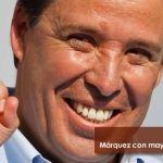 Amplio dominio de panistas; Márquez con mayoría en el Congreso